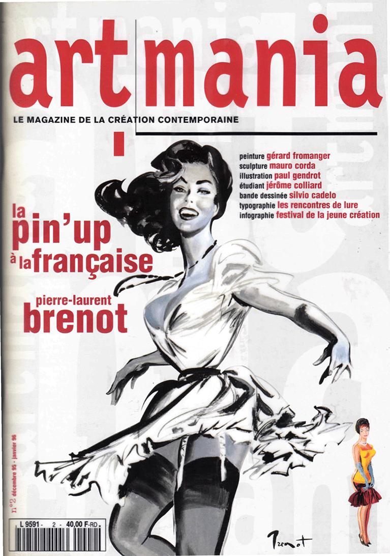 Art Mania, décembre 1995 ⁄ janvier 1996