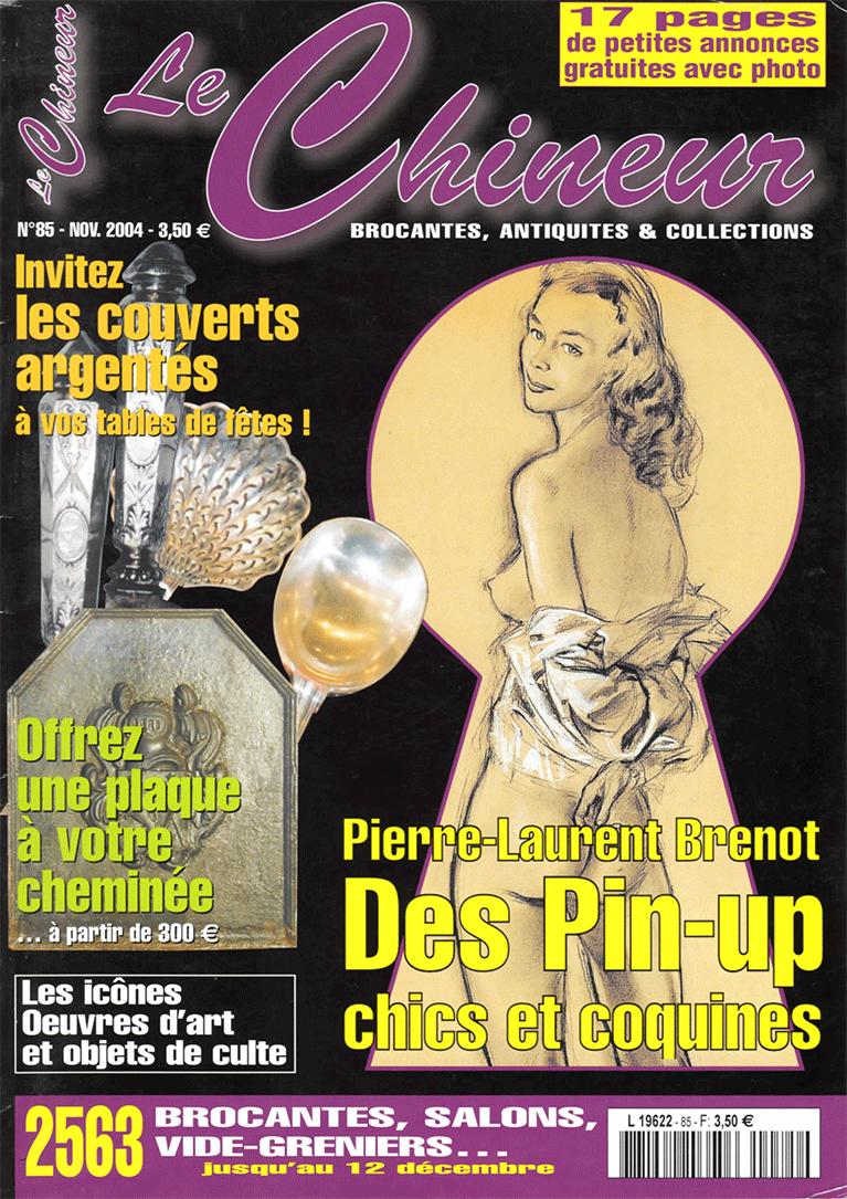 Le Chineur, novembre 2004