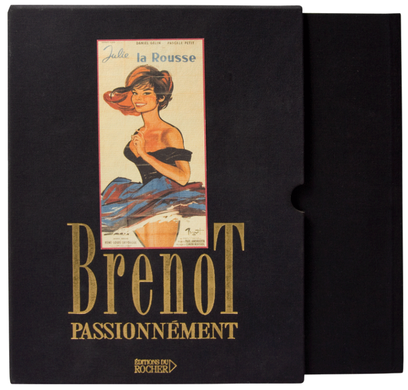 Les livres sur Brenot